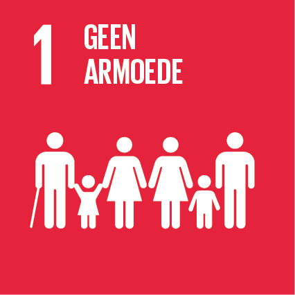 Sustainable Development Goal 1 - Geen armoede