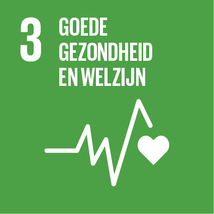 Sustainable Development Goal 3 - Gezond en welzijn