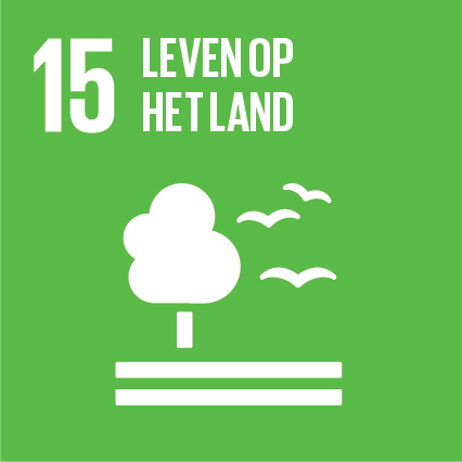 Sustainable Development Goal 15 - Leven op het land